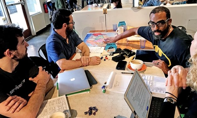D&D Is Back With a Vengeance