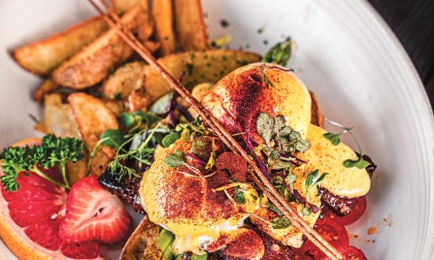 Hoyul Steven Choi's Latest Restaurant Is Kitchen Story