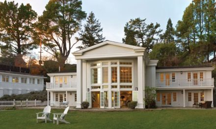 A Bit of the Hamptons in Berkeley