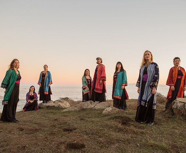 Love Songs by Kitka Honor the Solstice