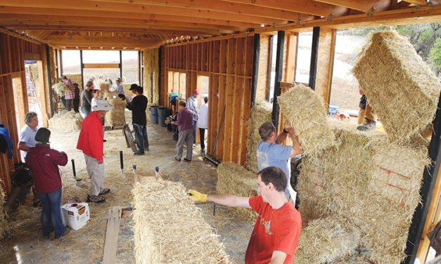 Can Straw Bale Buildings Help the Planet?