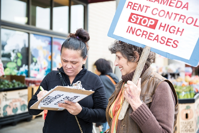 A Trio of Rent Ballot Measures Surface in Alameda