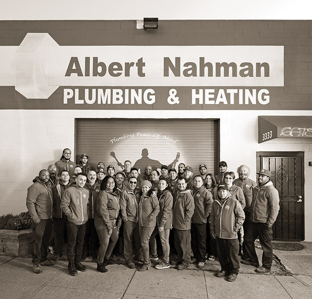 The Face of Plumbing and Heating