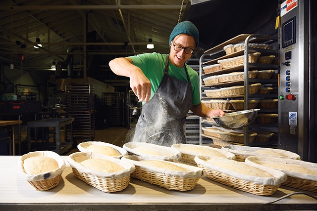 Base Camp Bakery Finds Fans at Grand Lake Farmers Market