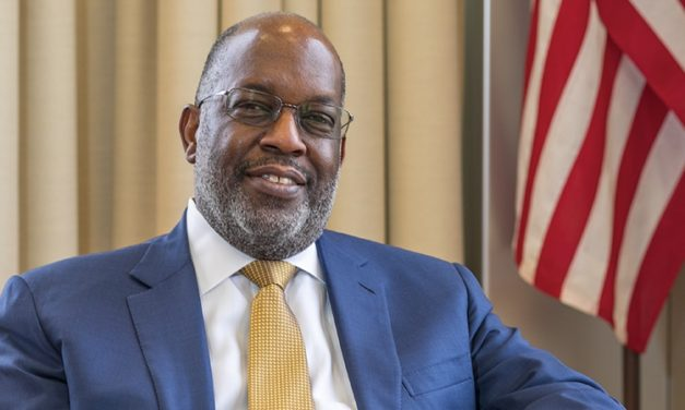 Bernard Tyson, East Bay Person of the Year