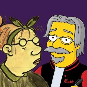 Humor from Matt Groening and Lynda Barry