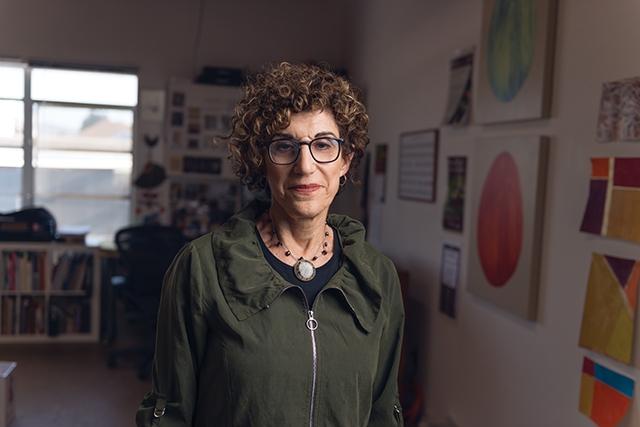 Artist Elizabeth Sher Plays With Perception
