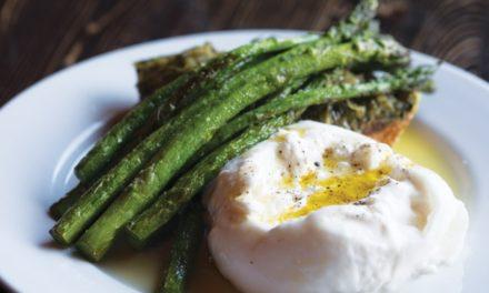 Benchmark Chef Loves Asparagus
