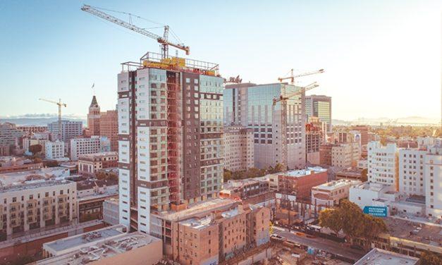 Oakland Undergoes a Construction Boom