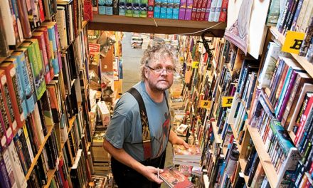 A Booklover's Guide to East Bay Bookstores