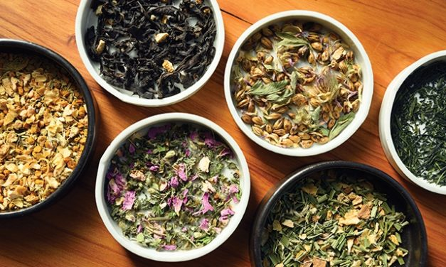 Leaves and Flowers Takes Teas to a New Level