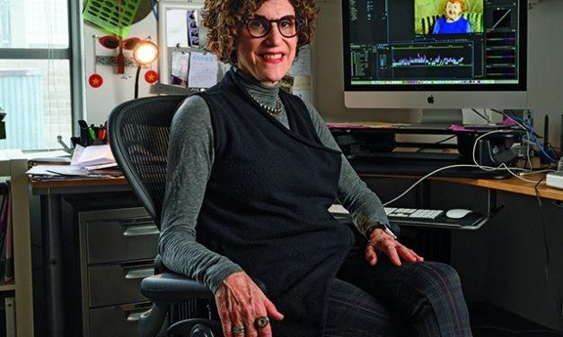 Filmmaker Liz Sher Profiles Alameda's Weezie Mott