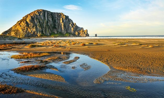 Beauty Abounds in Morro Bay