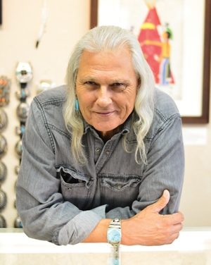 Michael Horse the Actor and Artist Are One