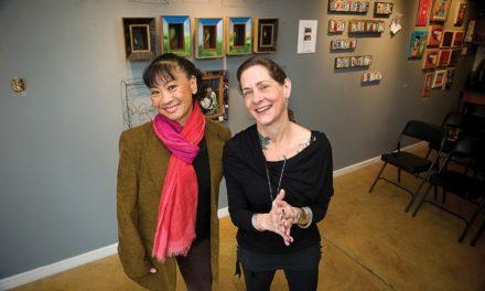 Estuary Art Attack Shows off Alameda Art