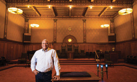 Alameda Freemasons Changes with the Times
