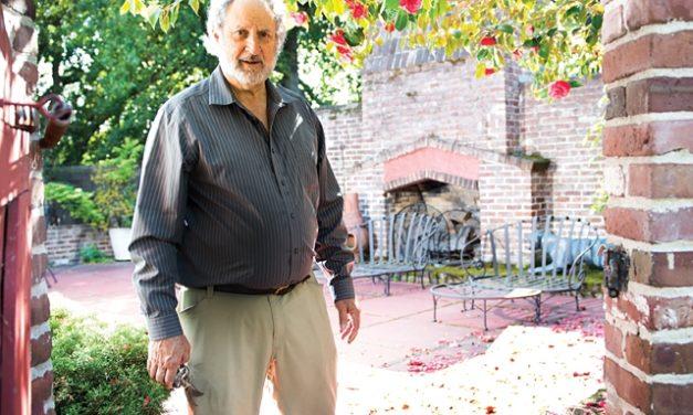 Temple Beth Abraham Gets a Biblical Garden