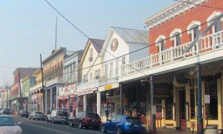 Hospitable, Haunted Virginia City