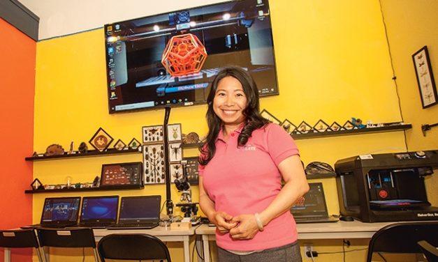 Kiki Chen Builds a Future for Kids