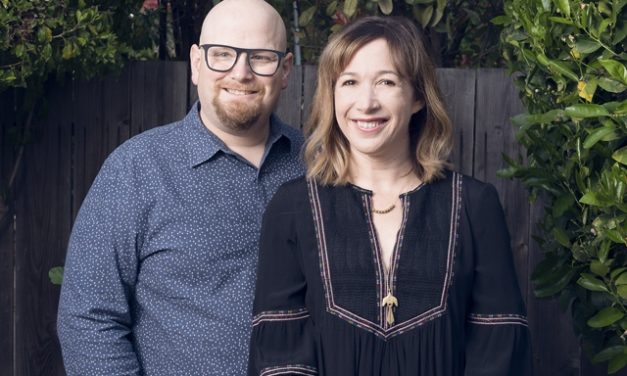 Entrepreneurs Erin Levine and Sky Pace Build Business Their Way