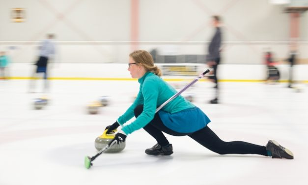 Curling Is Not Just for Canadians