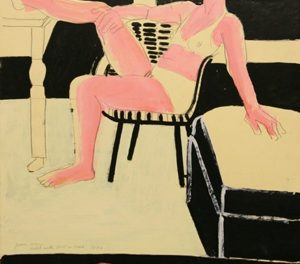 RAC Exhibits Works on Paper by Painter Joan Brown