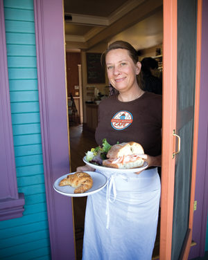 Taste of the Town – Little House Cafe