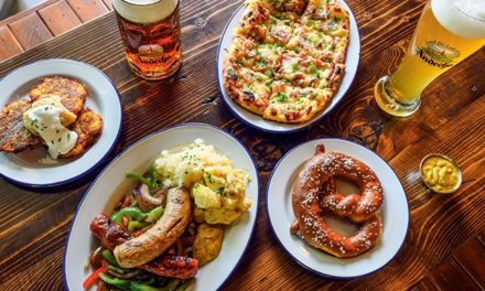 Bierhaus Oakland Is Suds, Starches, and Sausages