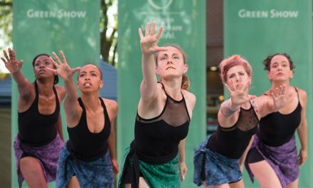 East Bay DANCES 2018 Showcases All Kinds of Movement