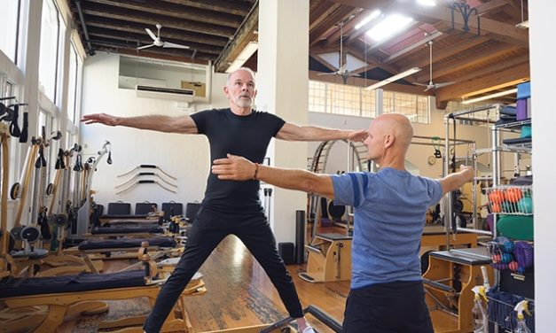 Pilates: It's Not What You Think