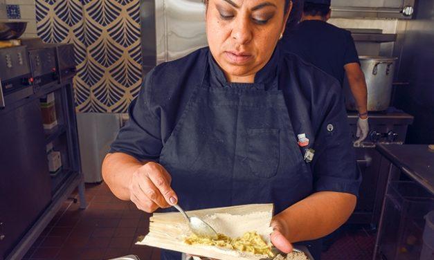 La Guerrera's Kitchen Handcrafts Tamales