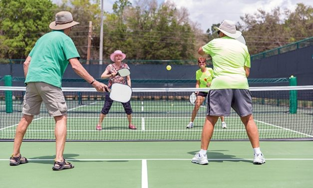Everything Is Turning Up Pickleball