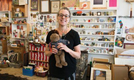 Free Oakland Up's Jocelyn Meggait Gives Away Stuff to Change the Perception of Stuff