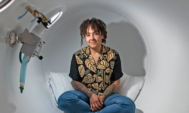 Alex Williams Opens a Hyperbarics Spa in Berkeley