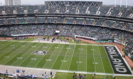 Monday's Briefing: Alameda County could sell its Coliseum asset to the A's today; BeastMode coming out of retirement?
