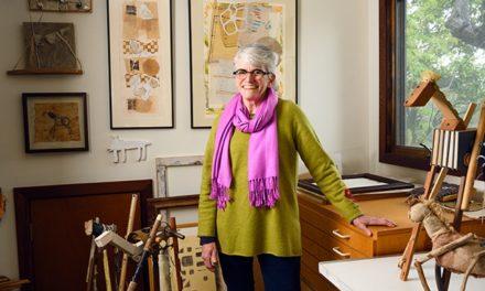 Artist Susan Brady Lets Chance Guide Her Pursuits