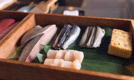 Utzutzu Offers Transcendental Sushi