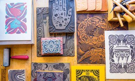 Mano con Ojo Modernizes Mexican Folk Art