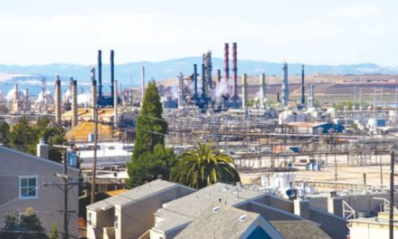 Tuesday's Briefing: Tenants at Oakland apartment building go on rent strike; More flaring at Richmond refinery