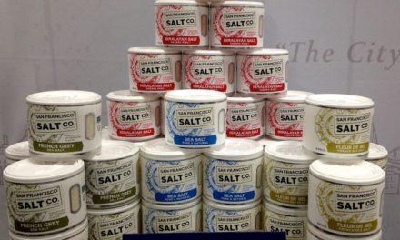 San Leandro's San Francisco Salt Co. Nears World Domination